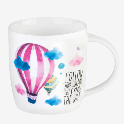 BUONGIORNO MUG - FOLLOW YOUR DREAM