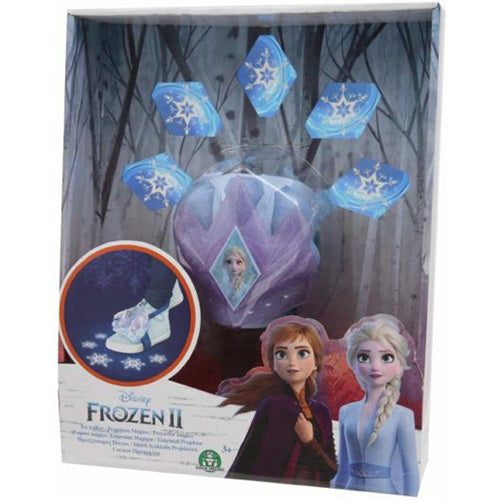 FROZEN 2 PROIETTORE MAGICO ICE WALKER DISNEY