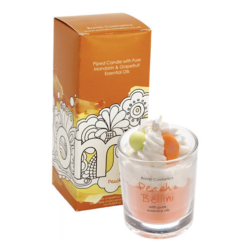 CANDELE GOURMAND - PEACH BELLINI