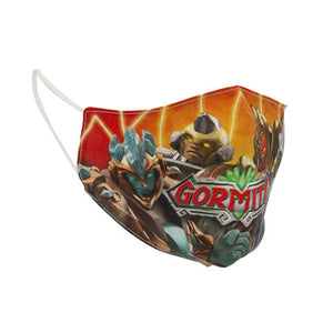 GORMITI SAFETY MASK - MACHERINA