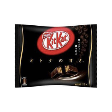 KIT KAT DELUXE MINI CHOCOLAT NOIR JAPAN