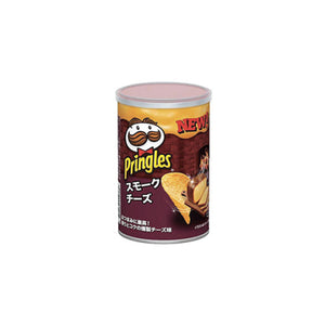 PRINGLES SMOKED CHEESE JAPAN