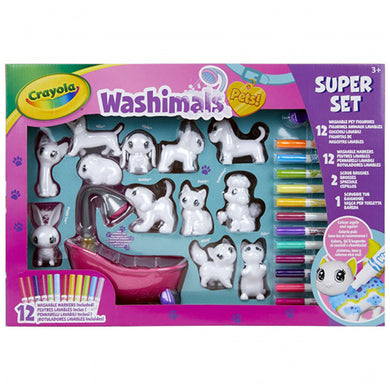 WASHIMALS SUPER SET