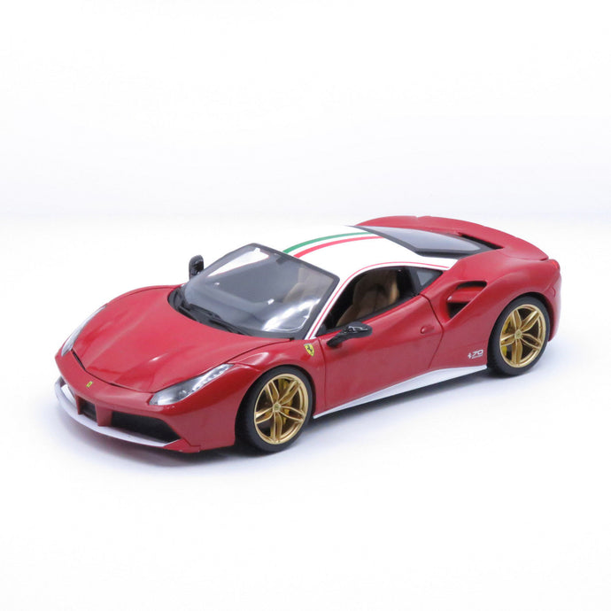 FERRARI 70TH ANNIVERSARY COLLECTION THE LAUDA 1:18