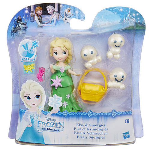FROZEN LITTLE KINGDOM ELSA & SNOWGIES
