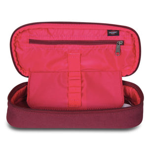 ASTUCCIO OVAL RE-CHARGED RED EASTPAK