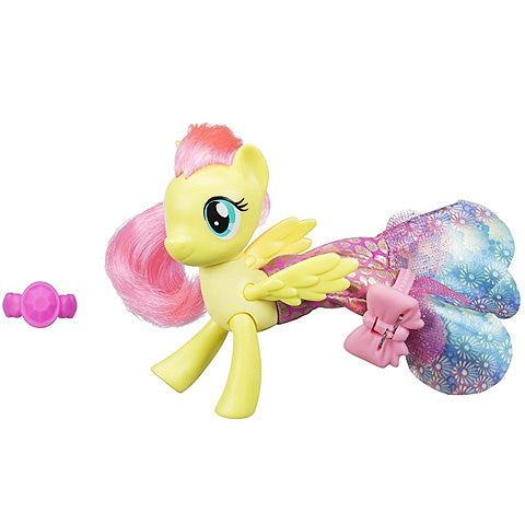 MY LITTLE PONY SIRENA CON VESTITO FLUTTERSHY