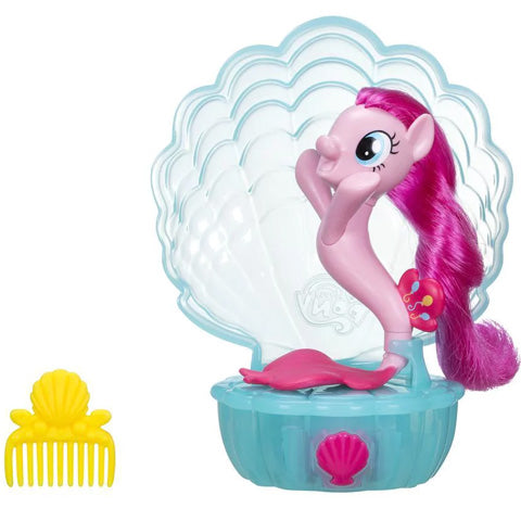 MY LITTLE PONY SIRENA CON CONCHIGLIA PINKIE PIE