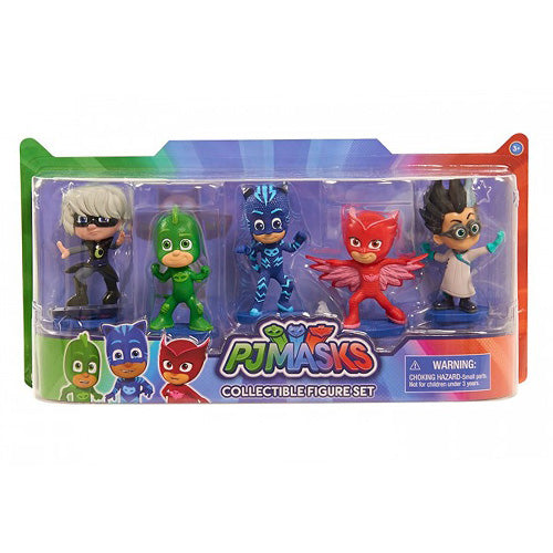 PJ MASK SET 5 PERSONAGGI
