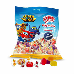 SUPER WINGS MINI GELEE