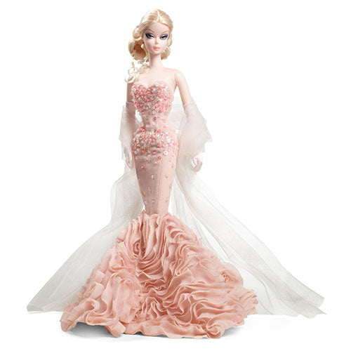 BARBIE COLLECTOR MERMAID GOWN FASHION MODEL
