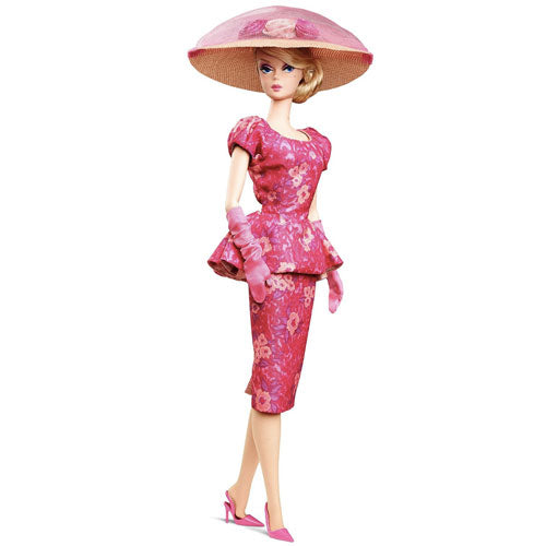 FASHIONABLY FLORAL BARBIE COLLECTION