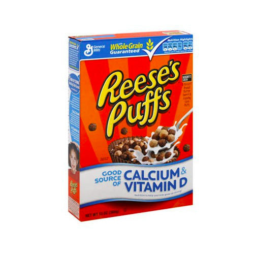 REESE'S PUFFS CEREALI