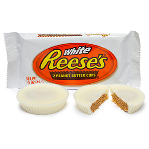 REESE'S CUPS WHITE