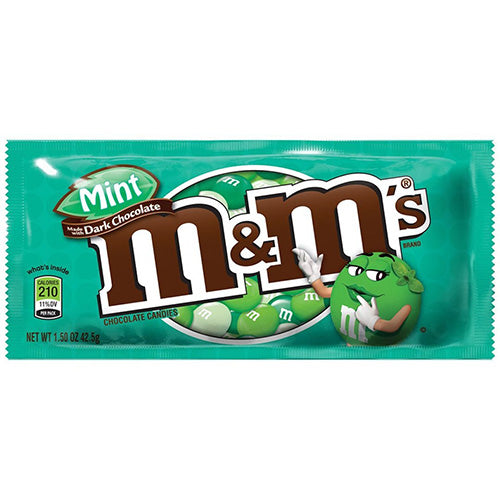 M&M'S DARK MINT