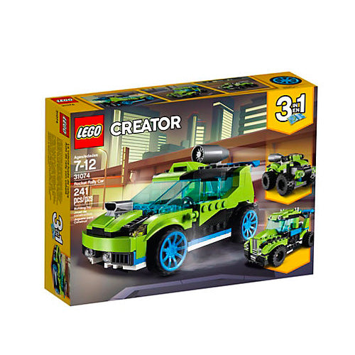 AUTO DA RALLY ROCKET CREATOR 31074