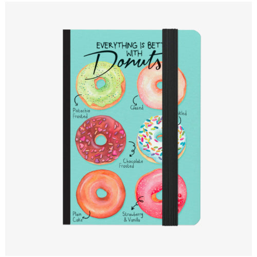 PHOTO NOTEBOOK S - SIX DONUTS