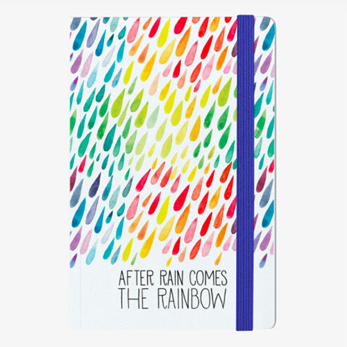 PHOTO NOTEBOOK L - RAINBOW