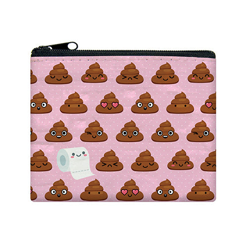 COIN PURSE FUNKY COLLECTION - PORTAMONETE POO