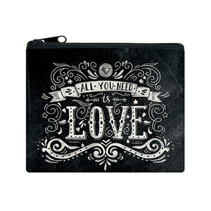 COIN PURSE FUNKY COLLECTION - PORTAMONETE LOVE