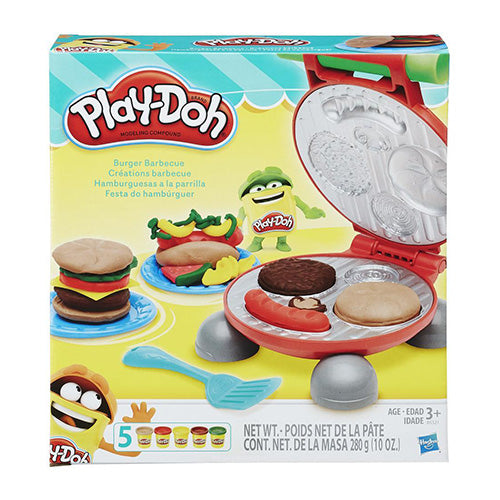 BURGER SET PLAY DOH