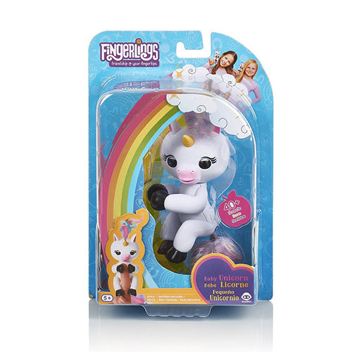 FINGERLINGS UNICORN