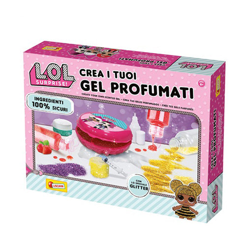 CREA I TUOI GEL PROFUMATI LOL SURPRISE