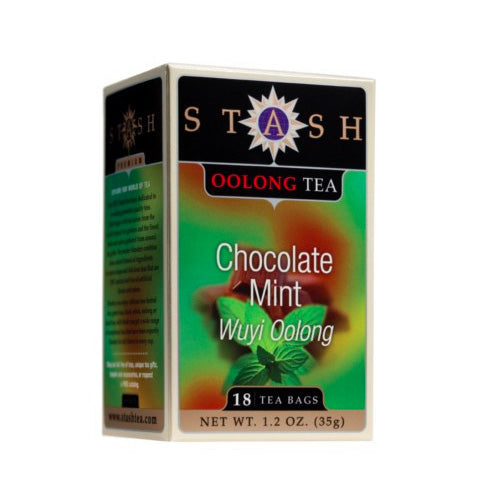 TE CIOCCOLATO E MENTA STASH TEA