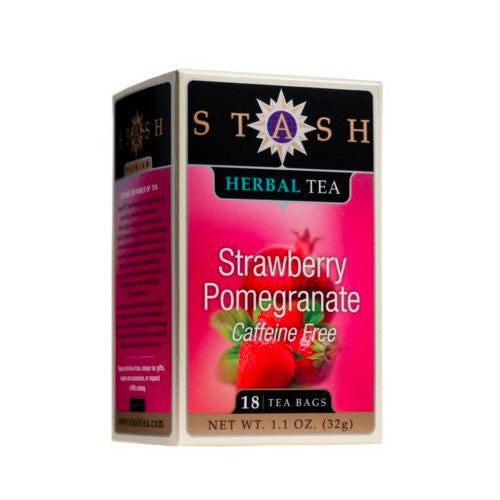 TISANA FRAGOLA E MELOGRANO STASH TEA