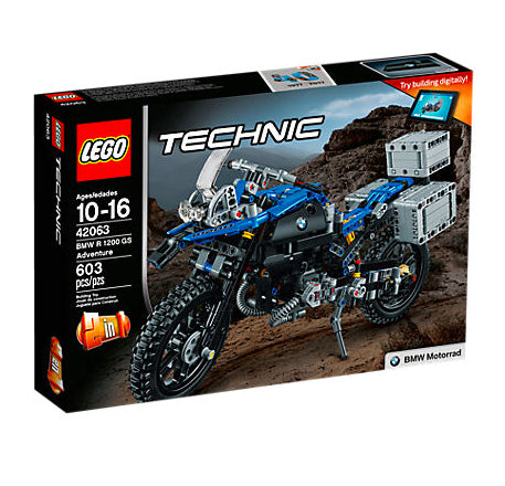 BMW R 1200 GS ADVENTURE TECHNIC 42063