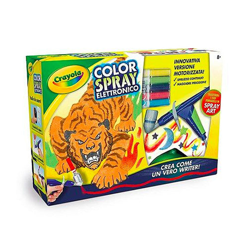 COLOR SPRAY ELETTRONICO