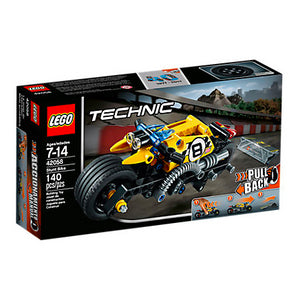 STUNT BIKE TECHNIC 42058