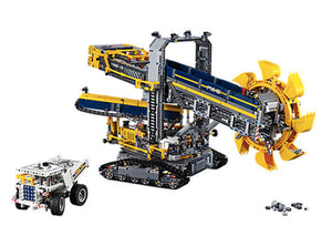 BUCKET WHEEL EXCVATOR TECHNIC 42055