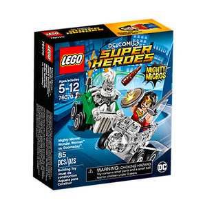 MIGHTY MICROS 76070 SUPER HEROES