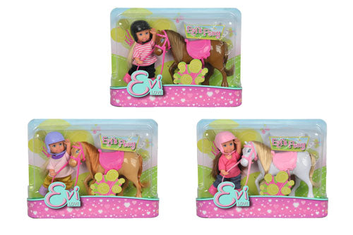 EVI LOVE - EVI'S PONY