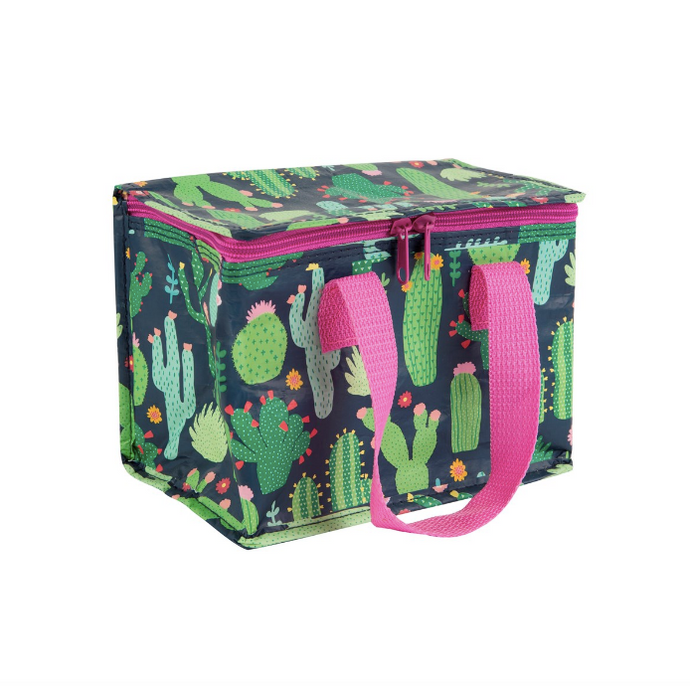 LUNCH BAG CACTUS  - COLOURFUL CACTUS