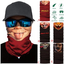 OutWrap™ - Multi Purpose 16-in-1 3D Face Mask
