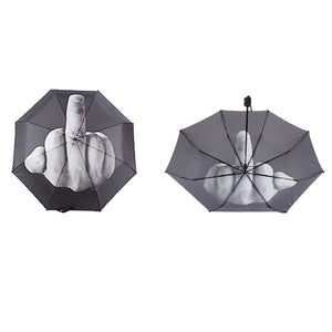 Creative Finger Print Umbrella