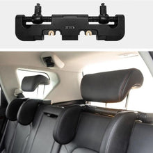 Side head support car pillow