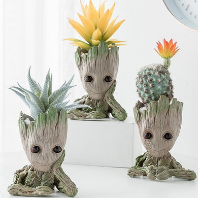 Baby Groot Flowerpot/Pen Holder