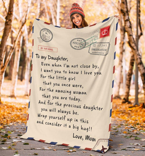 Love Letter Blanket for your Loved One