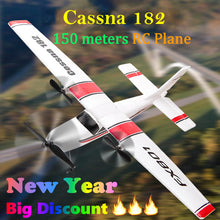 DIY Cessna-182 Ultra Long Range RC Airplane