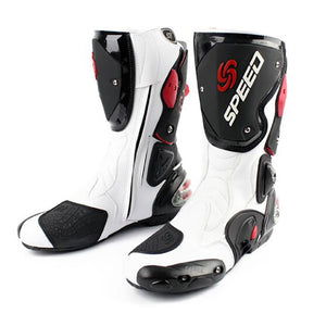 Motorcycle Speed Racing Long Boot