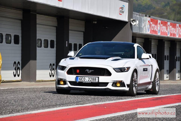 Auto IN at the track Czech Republic Ford specialist