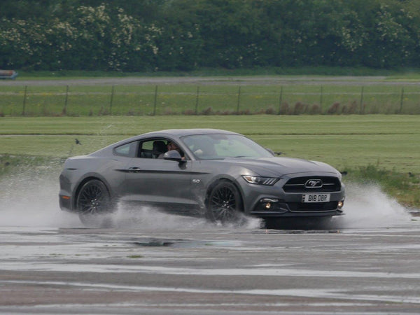 Steeda Driving experience 1 skidpan session!