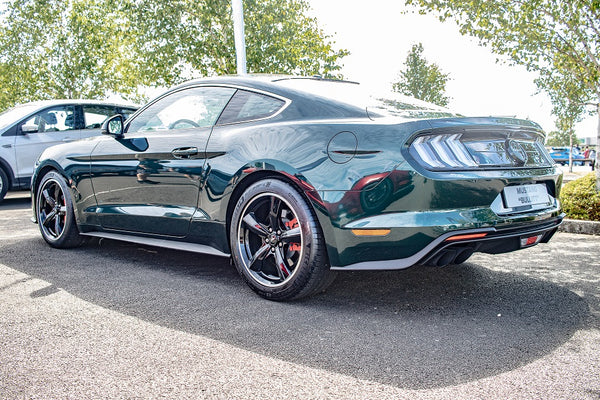 Ford showed off the new Bullitt on their stand at Ford Fair 2018