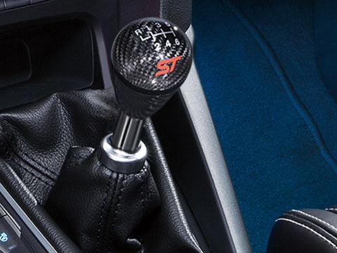 Ford Performance Carbon ST knob for Focus and Fiesta