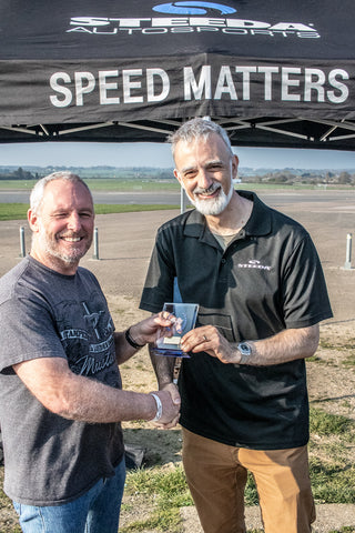 Pauls Wins Speed Matters Trophy on Steeda Driving Experience 6