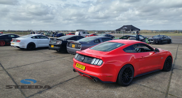 SDE 3 Marzec 2018 Simply Mustang Club Day