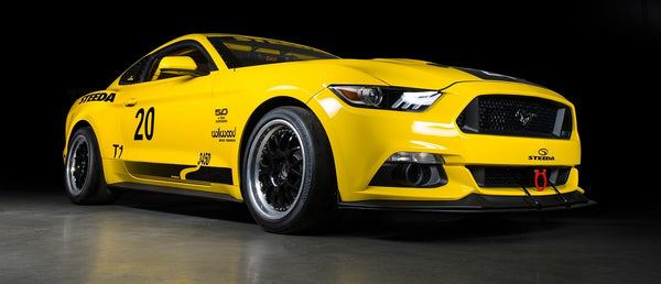 Steeda Q500R Number 20 Mustang GT race Car
